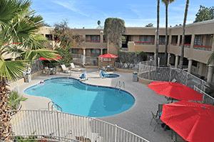 Arizona Rehab Campus Pool