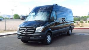 Transport Van Rehab